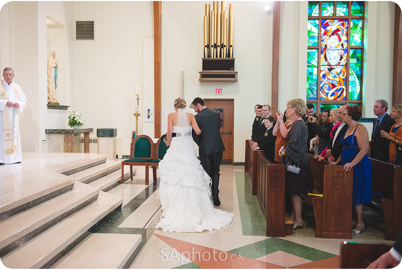 052-Inside-Our-Lady-of-Lourdes-Church-bride-and-groom